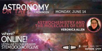 Astronomy on Tap Groningen - Online June Edition @ Online w Facebook Live