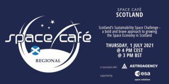 Space Café Scotland byAngela Mathis @ Online: eventbrite.co.uk