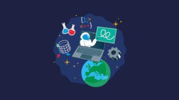 """Konferencja online """"Teach with Space"""" - złoszenia @ Konferencja online"""