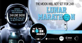 Lunar Marathon - On The Moon again 2021 @ Wydarzenie online