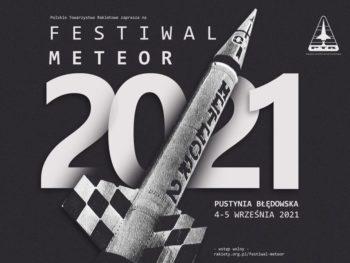 Festiwal Meteor 2021 @ Róża Wiatrów