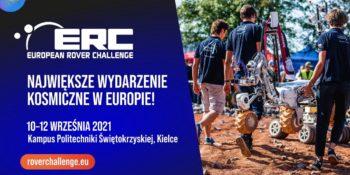 European Rover Challenge 2021 @ Politechnika Świętokrzyska wKielcach