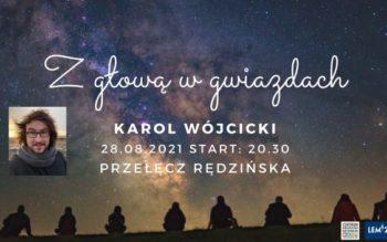 Z głowąw gwiazdach @ Przełęcz Rędzińska
