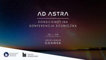 Ad Astra. Konsiliencyjna Konferencja Kosmiczna @ Hevelianum