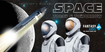 SPACE - today & tomorrow @ Messe Basel