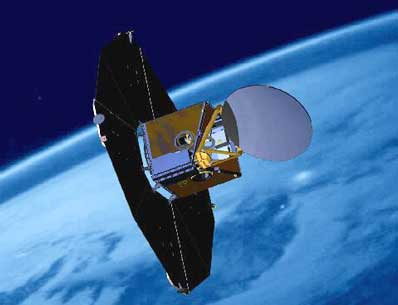 Satelita Odyn na orbicie