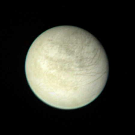 Europa widziana przez Voyagera