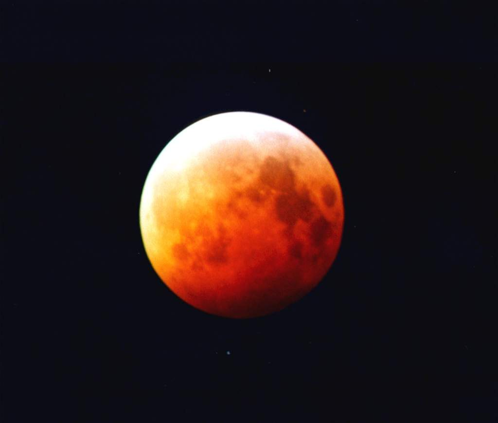 Zaćmiony Księżyc