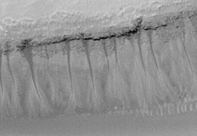 Wąwozy na Marsie