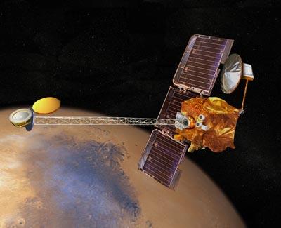 Sonda 2001 Mars Odyssey