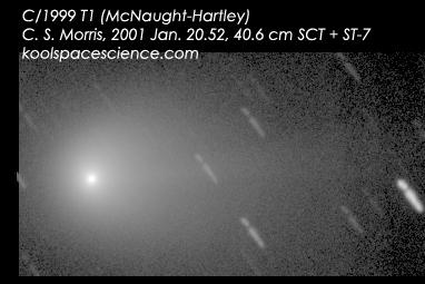 Kometa C/1999 T1 (McNaught-Hartley)