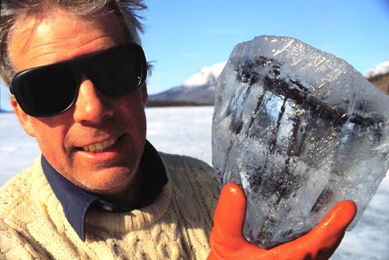 Meteoryt z jeziora Tagish