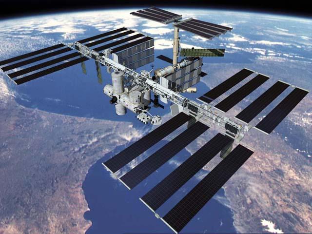 Wizja Międzynarodowej Stacji Kosmicznej