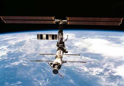 ISS (marzec 2001)