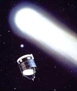 Sonda Giotto i Kometa Halleya