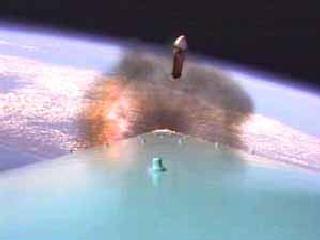 Start sondy 2001 Mars Odyssey