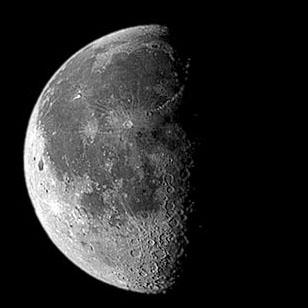 Księżyc w ostatniej kwadrze