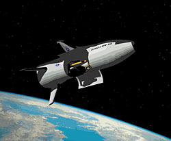 Space Maneuvering Vehicle