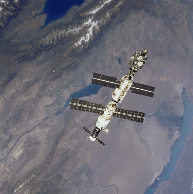 Międzynarodowa Stacja Kosmiczna - misja STS-106