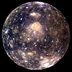 Księżyc Jowisza Callisto