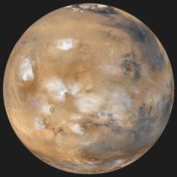 Mars - drugą Ziemią?