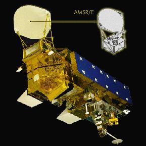 AMSR_E - urządzenie do badania wód gruntowych
