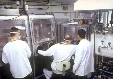 Labolatorium typu BSL-4