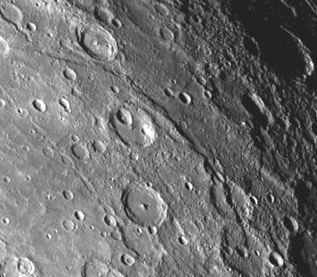 Powierzchnia Merkurego
