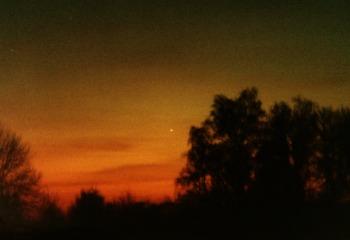 Merkury widziany z Ziemi