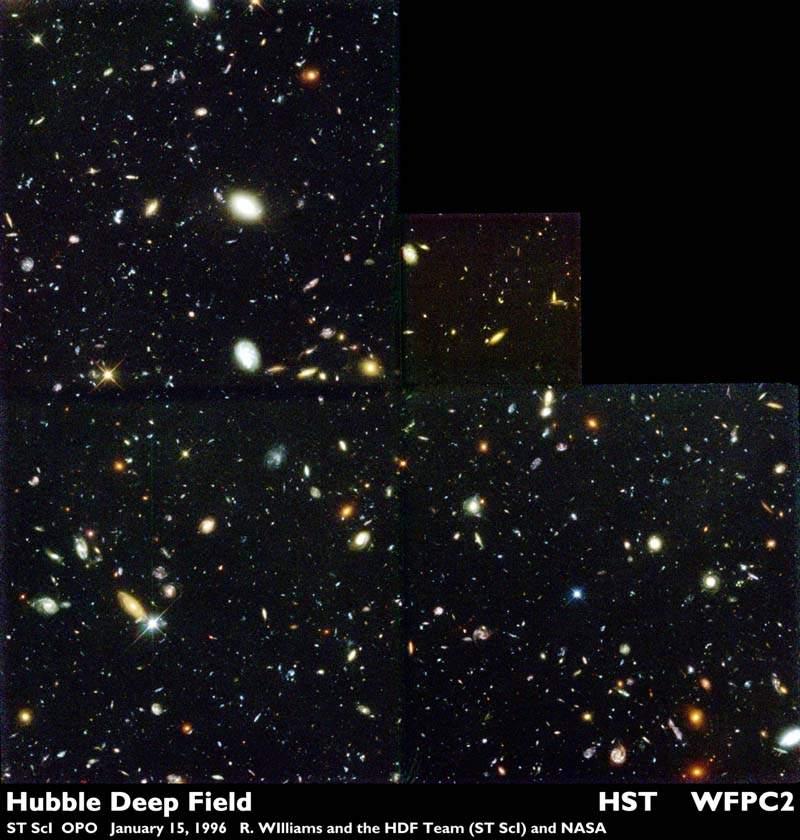 Głębokie Pole Hubble'a