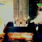 Start rakiety Ariane 4