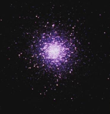 Wielka gromada kulista w Herkulesie, M13