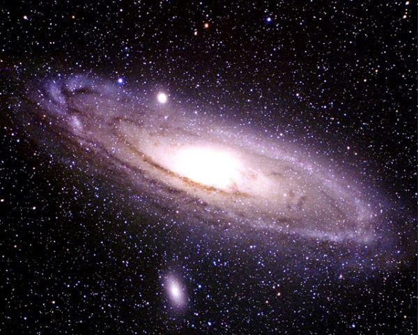 M31 - Wielka Mgławica w Andromedzie