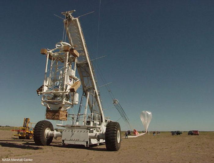 HERO - kolejny teleskop balonowy