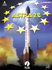 Proton-K wynosi ASTRA 2C
