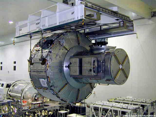 Śluza powietrzna dla ISS