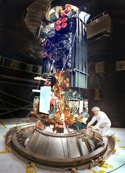 Satelita pogodowy DMSP F16
