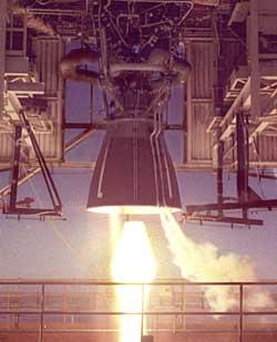 RS-68 - nowy silnik rakiet Delta 4