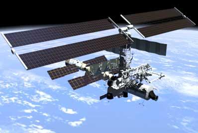 Stacja Kosmiczna po misji STS-111