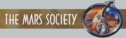 Logo Mars Society