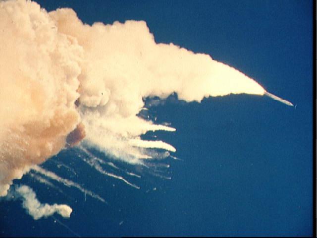 Eksplozja promu Challenger