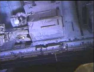 Instalacja zbiorników ze sprężonym gazem przy śluzie powietrznej (1)