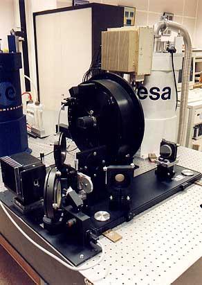 Jednostka optyczna detektora S-Cam
