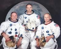 Załoga misji Apollo 11