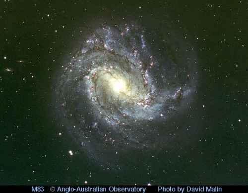 Galaktyka spiralna M83