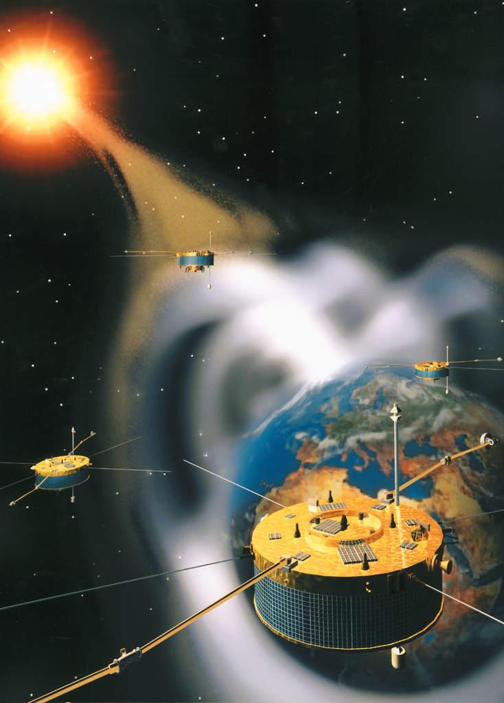 Satelity Cluster