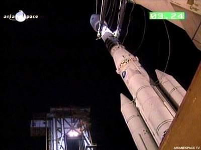 Ariane 4 czeka nastart