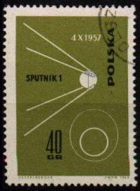 Sputnik 1, cena 40gr