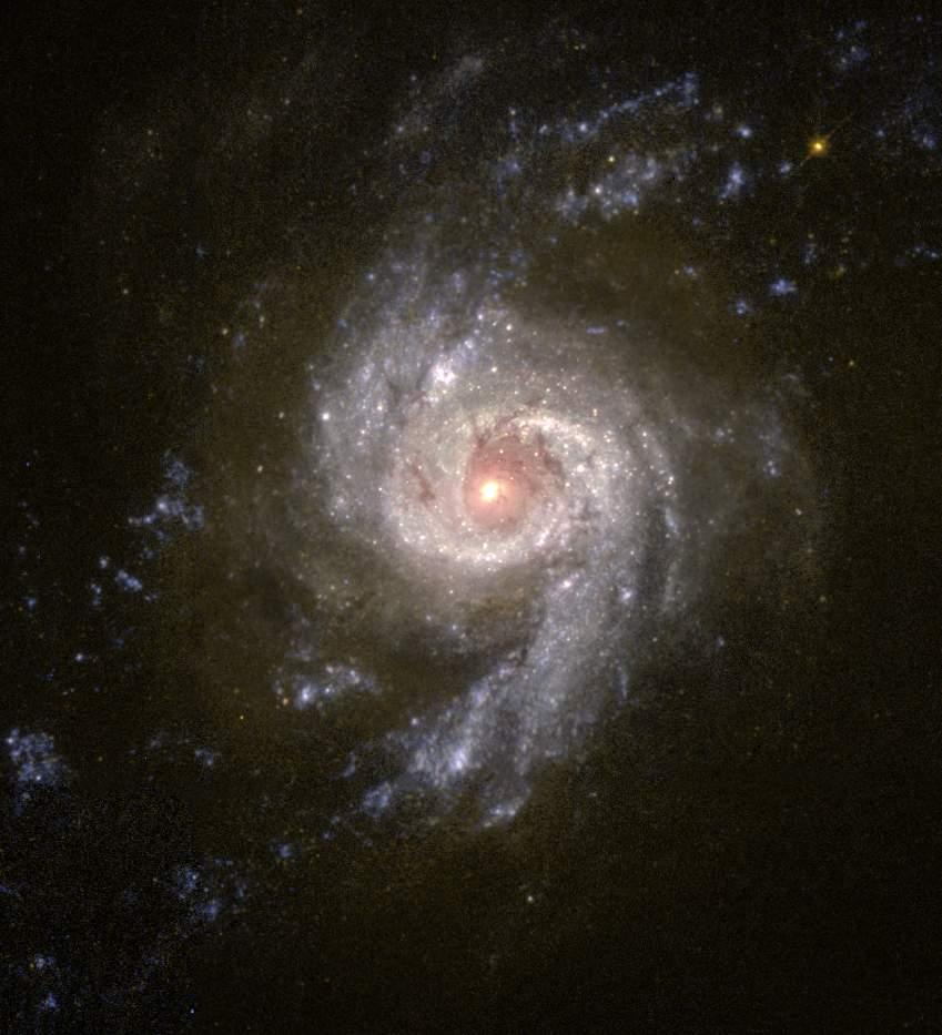 Galaktyka NGC 3310