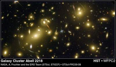 Gromada galaktyk Abell 2218